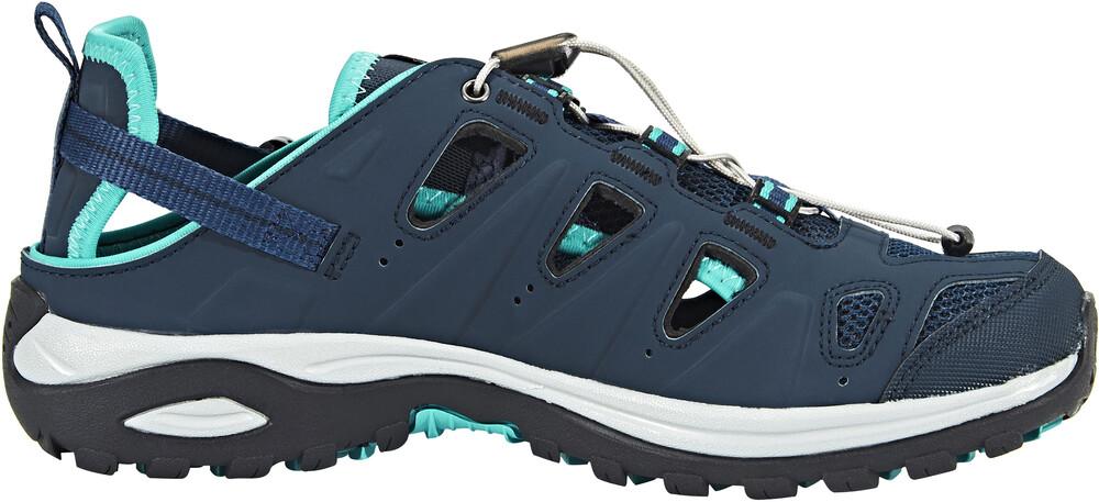 Salomon Ellipse Cabrio Women deep blue/slateblue/teal blue f j2ZiFpV